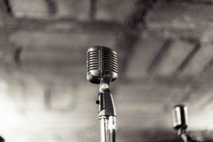 Sinatra's Mic